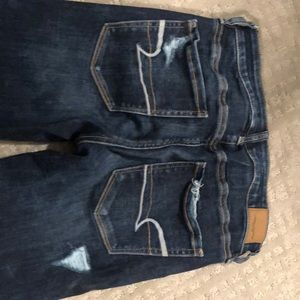 American Eagle Outfitters Jeans - American eagle ripped skinny jeans